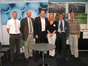 The GSI European Distributor Team.
