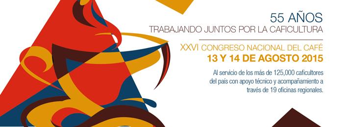 Congreso Nacional del Café 2015